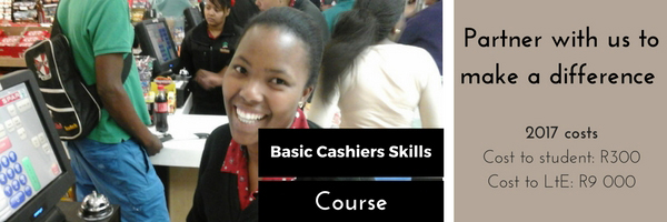 Basic Cashiers Course costs