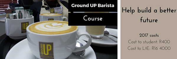 Barista course cost in 2017
