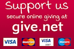 Donate to LtE via give.net (uk)