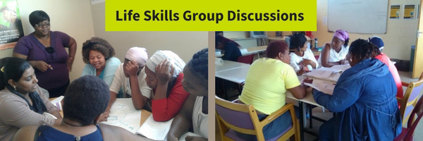 Life Skills group discussions